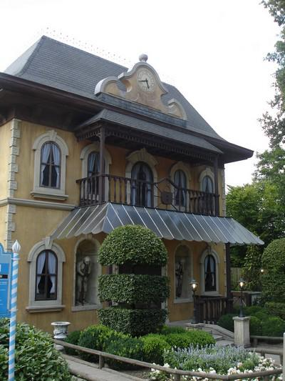 la maison magique d houdini les plus grand parcs d europe