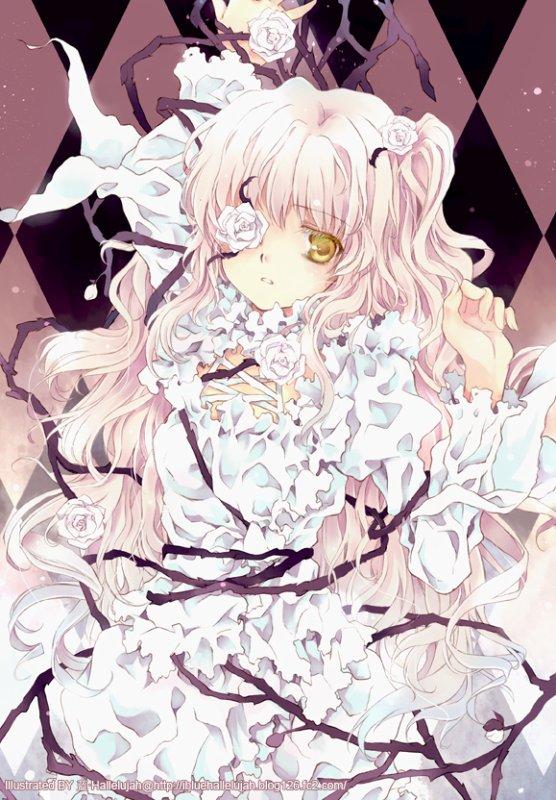 ♥Kirakishou --> la poupée copiée♥
