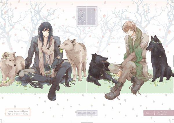 ♥ Sirius & Remus ♥