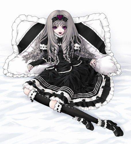♥ Gothique Lolita ♥