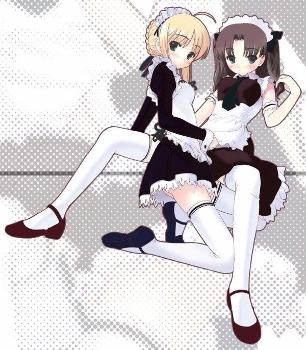 ♥ Sexy maids ♥