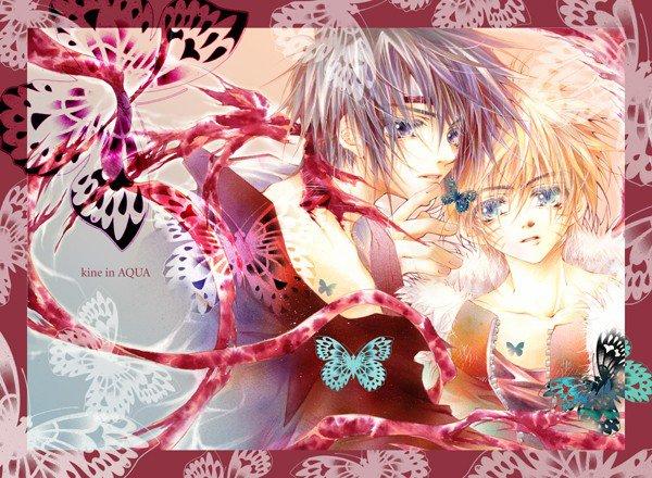 ♥ Naruto et Sasuke ♥