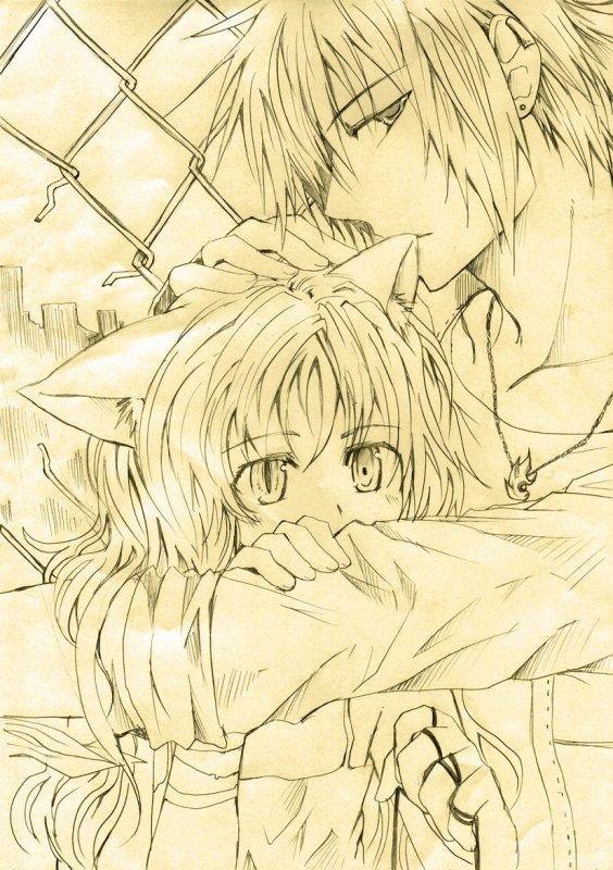 ♥ Neko & Boy ♥