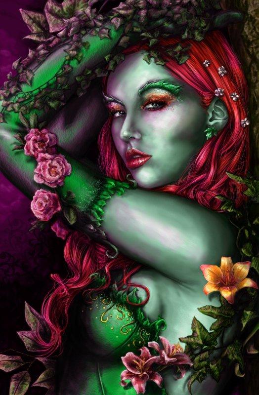 ♥ Ivy Poison ♥