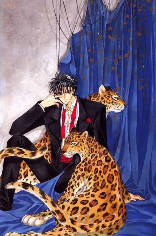 ♥ Fuma, Kamui et des léopards ♥