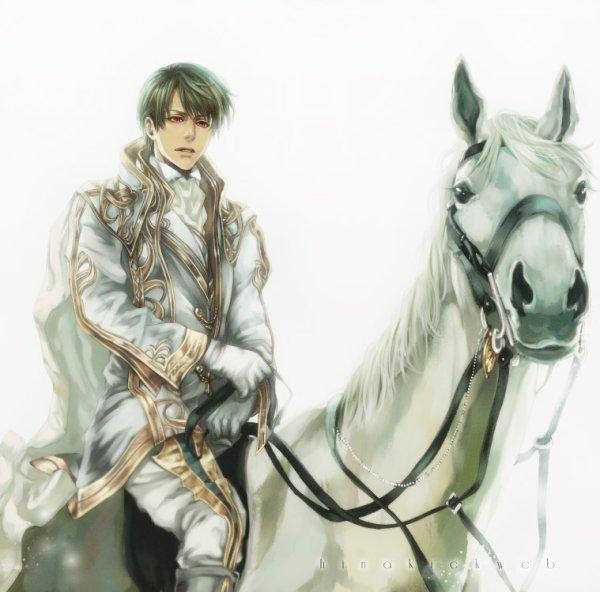 ♥ Le Prince charmant... ?♥
