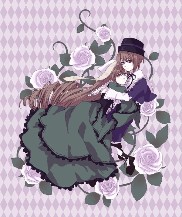 ♥ Rozen Maiden: Suiseiseki et Souseiseki ♥