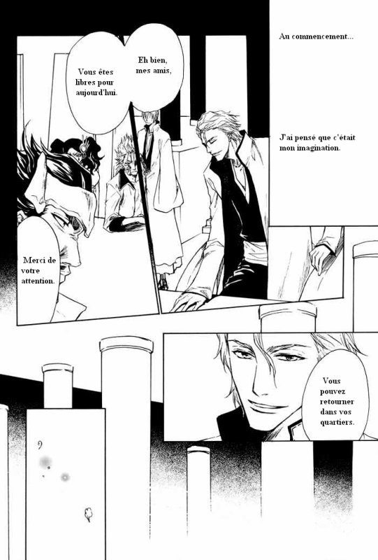 ♥ Doujinshi Bleach-> Dolls 3 ♥