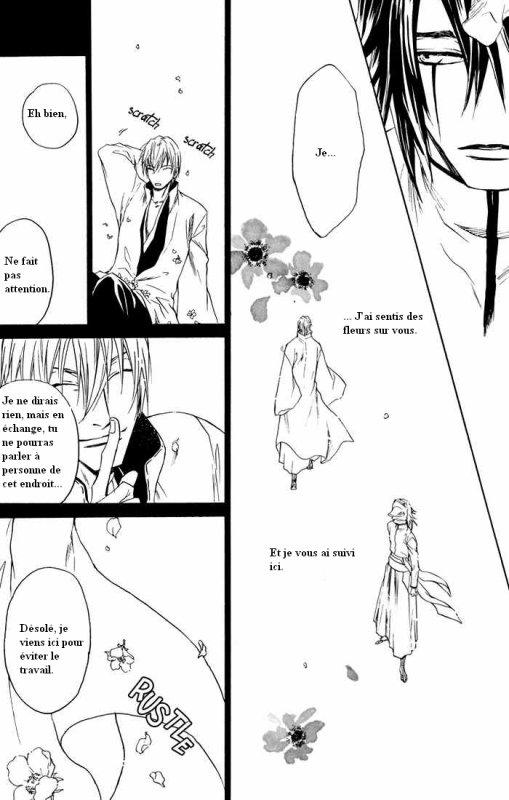 ♥ Doujinshi Bleach-> Dolls 4 ♥