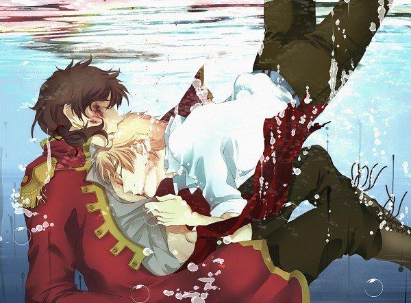 ♥ Hetalia dans l'eau ♥