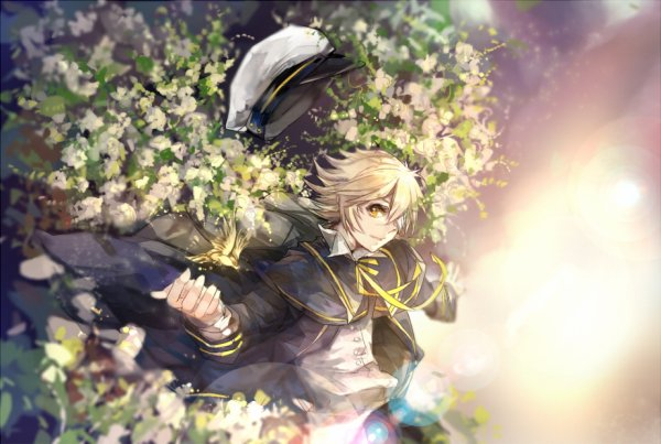 ♥ Oliver, un Vocaloid anglais ♥