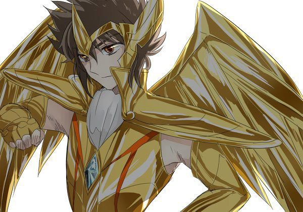 ♥ Seiya du Sagittaire et Marine de l'Aigle ♥