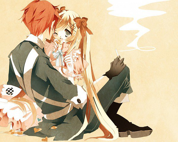 ♥ Alice et Scott Kirkland (APH) ♥