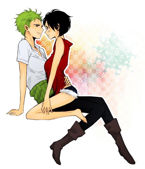 ♥ One Piece version Gender bending! ♥