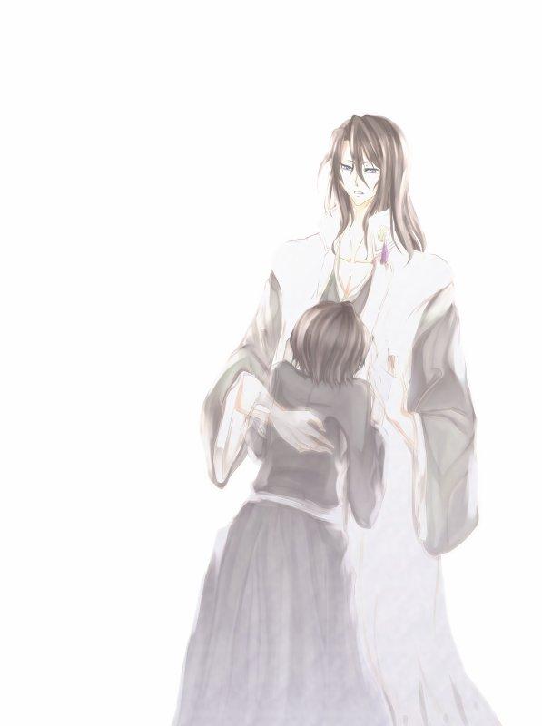 ♥ Byakuya et Rukia Kuchiki ♥