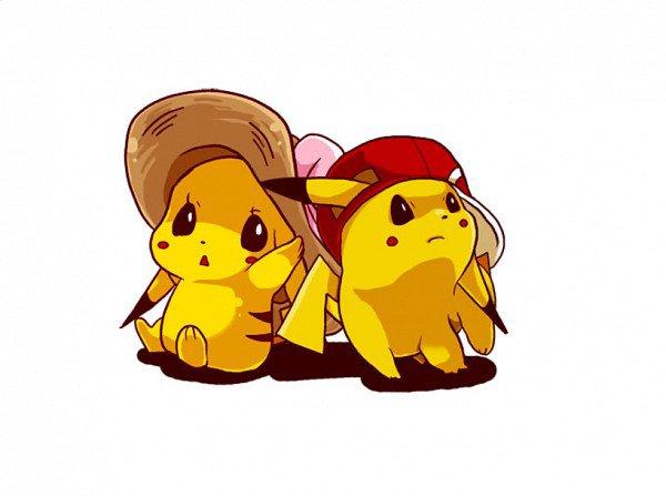 ♥ Pichu & Pikachu ♥