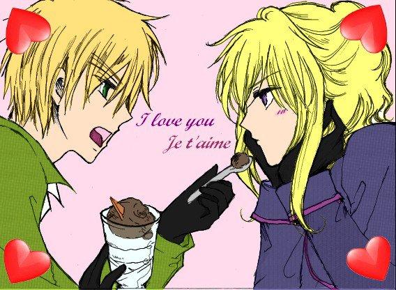 ♥ Bonne St Valentin ♥