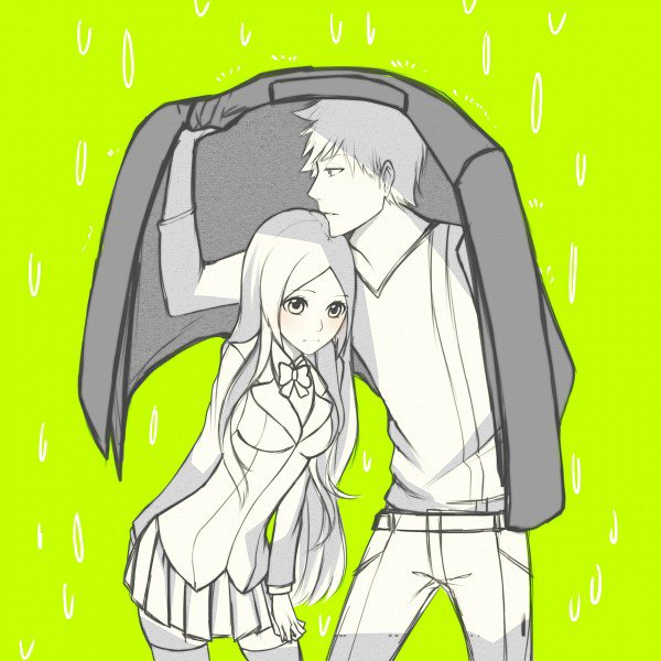 ♥ Ichigo et Orihime ♥