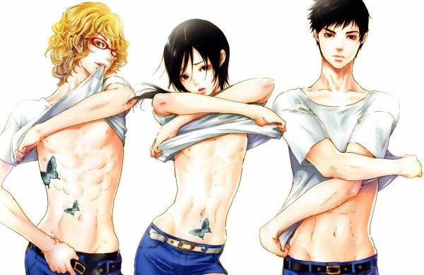 ♥ Tattoo Boys ♥