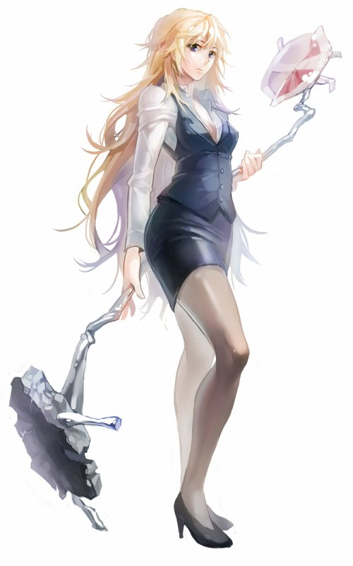 ♥ Mademoiselle Heiwajima Shizuo ♥