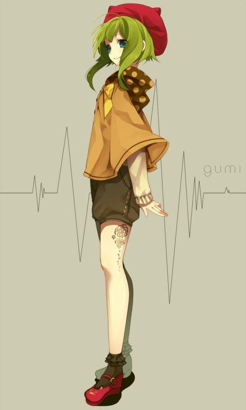 ♥ Vocaloid = Gumi et Miku ♥