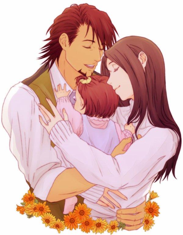 ♥ Kaburagi Family ♥