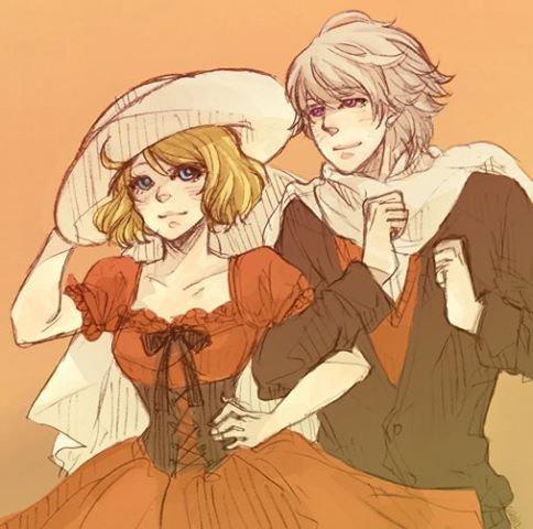 ♥ Amélia et Ivan ♥