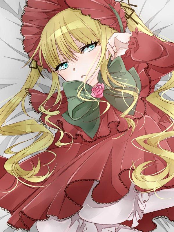 ♥ Shinku, éclat du rubis ♥