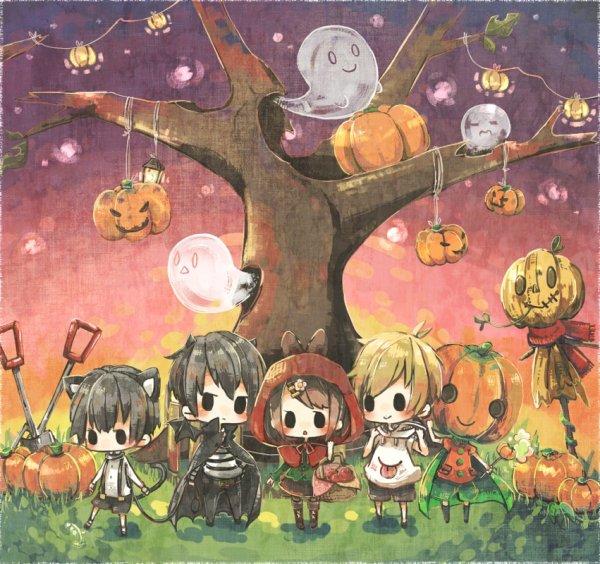 ♥ Joyeux Halloween ♥