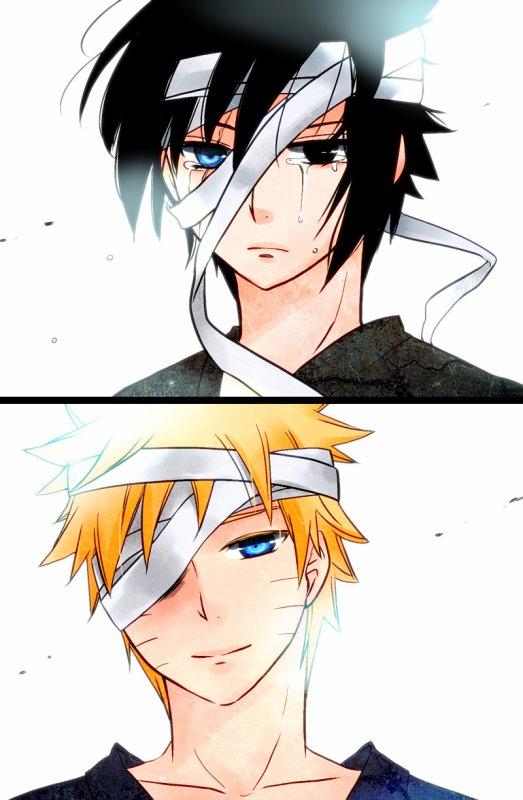 ♥ Naruto & Sasuke ♥