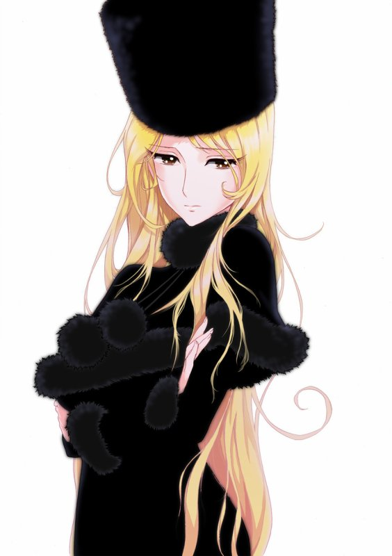 ♥ Maetel, Galaxy Express 999 ♥