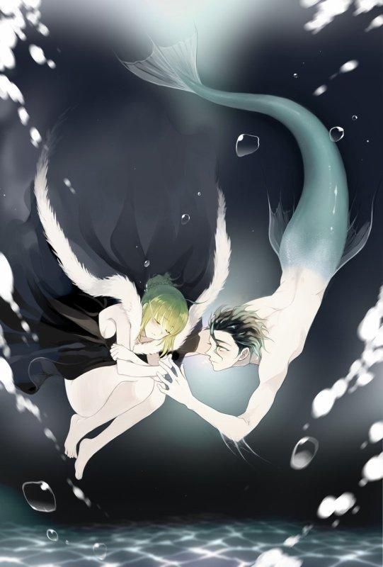 ♥ Petite Sirène ♥