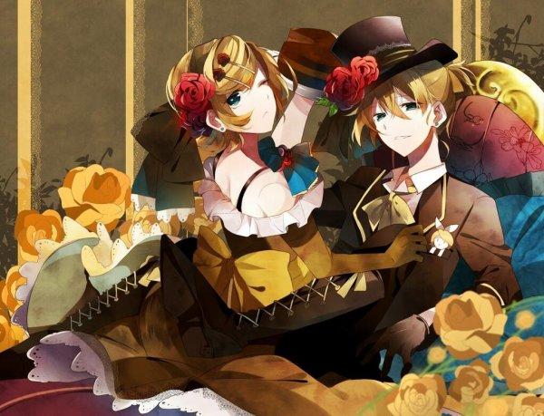 ♥ Kagamine Mirror ♥