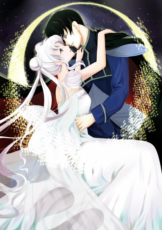 ♥ Princesse Serenity & Prince Endymion ♥