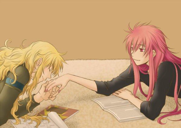 ♥ Camus x Milo ♥