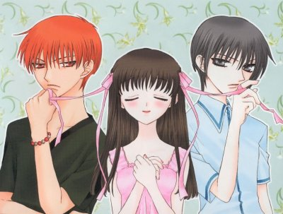 Le manga que j'adore Fruits Basket