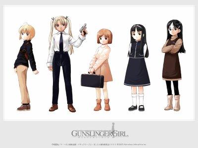 GunSlingerGirl