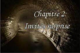 Dreamlife: Chapitre 2; invité surprise