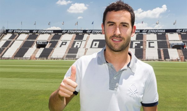 ESPAGNE : le Celta Vigo accueille Inigo Lopez (PAOK)