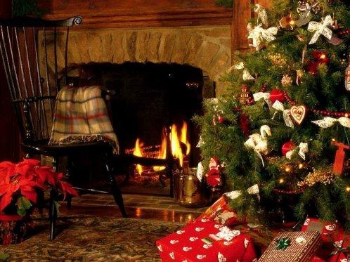 Famille, bonheur, chaleur, trois mots qui peuvent définir ce moment....