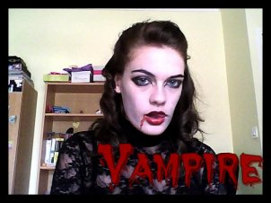 Tutoriel: Make Up Vampire