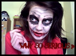 Tutoriel: Make Up Le Joker