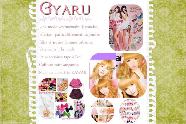 Gyaru Look <3