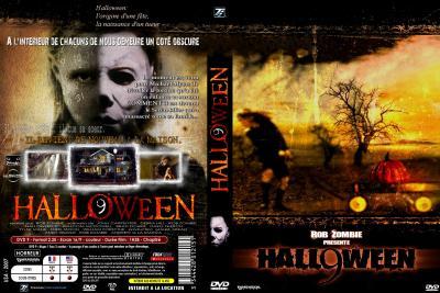 une jaquette qui aurait put etre celle d'halloween 9 - halloween