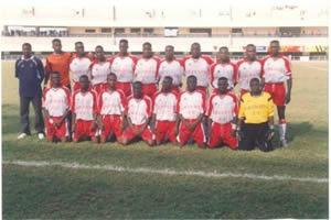 3eme JOURNEE DE D1/MARANATHA FC DE FIOKPO HUMILIE PAR AGAZA DE LOME 0-4