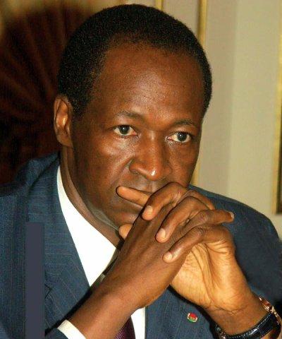 POLITIQUE/LE BURKINA FASO VEUT APPLIQUER LA BONNE GOUVERNANCE