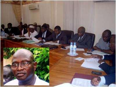 CPDC : Nouveau report sur le choix du mode de scrutin, Nicolas Lawson dénonce une tentative de corruption