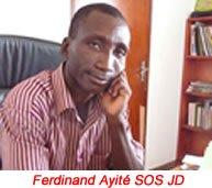 SOS Journaliste en danger rend public un mémorandum sur l'état de la presse en 2011