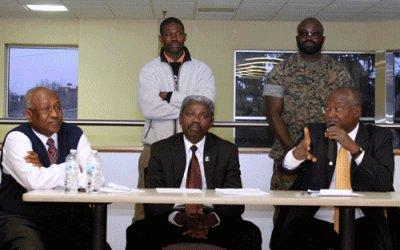 Pr Gogué rencontre la Diaspora USA: une réussite
