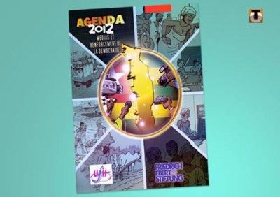 MEDIA AU TOGO/L'AGENDA 2012 DISPONIBLE DEPUIS  VENDREDI